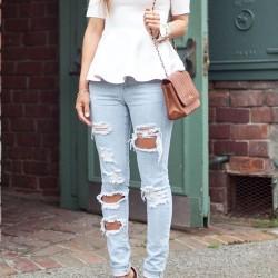 Şık 2014 Yazlık Kot Pantolon Modelleri