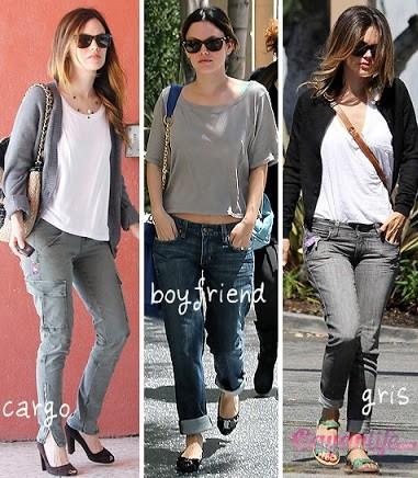 2014 Yazlık Kot Pantolon Modelleri