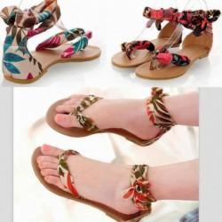 Bez Sandalet Modelleri