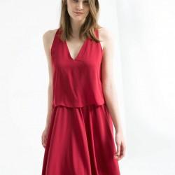 Fırfırlı Mango Elbise Modelleri