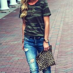 Gösterişli 2014 Yazlık Kot Pantolon Modelleri