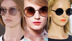 Geniş Retro Güneş Gözlüğü Modelleri