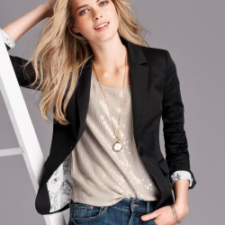 Klasik Trend Blazer Ceket Modelleri