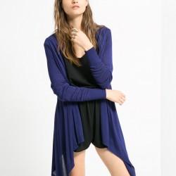 Mavi Mango Hırka Modelleri