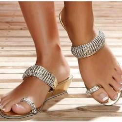 Parmak Arası 2014 Sandalet Modelleri