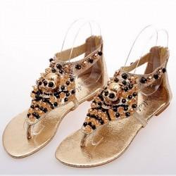 Parmak Arası Sandalet Modelleri