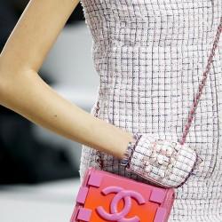 Renkli Chanel Çanta Modelleri