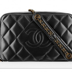 Siyah Chanel Çanta Modelleri