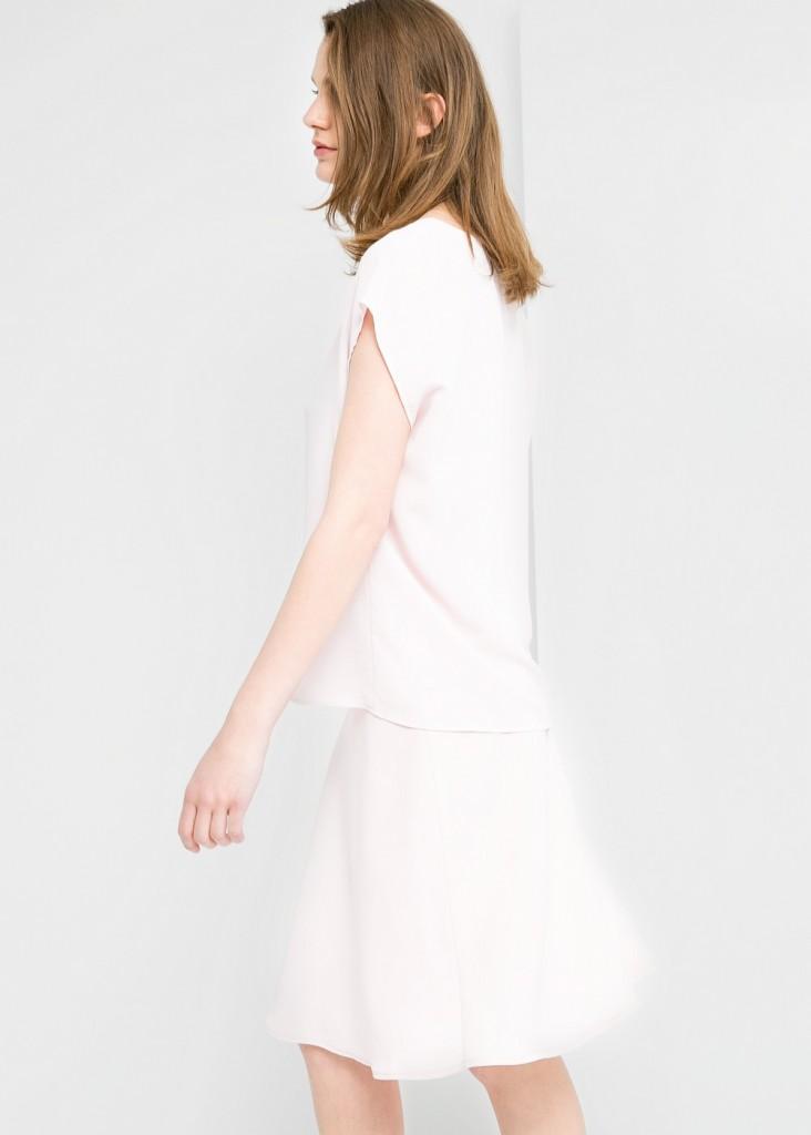 V Yaka Mango Bluz Modelleri
