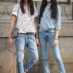Yırtık 2014 Yazlık Kot Pantolon Modelleri