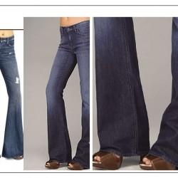 İspanyol Paça Yeni Sezon Jean Modelleri