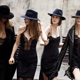 Şık Slip Elbise Modelleri