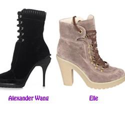 2015 Kış Ayakkabı Modası