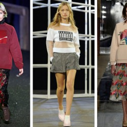 Baskılı Sweatshirt Modelleri