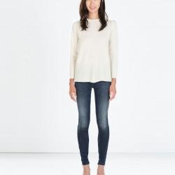 Dar Yeni Zara Jeans Modelleri