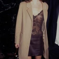 Dikkat Çekici Slip Elbise Modelleri