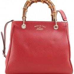 Kırmızı 2015 Gucci Çanta Modelleri