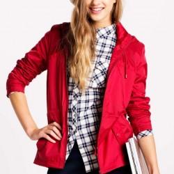 Kırmızı Defacto Ceket Modelleri
