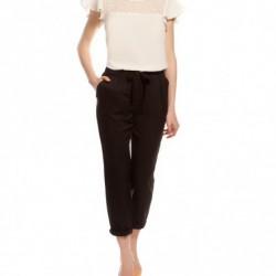 Kısa Sonbahar Koton Pantolon Modelleri
