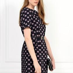 Kemerli Yeni Sezon Adil Işık Elbise Modelleri