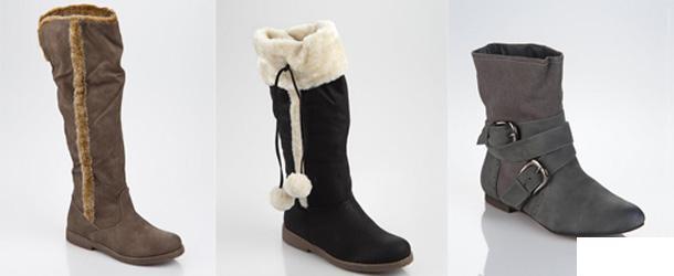 Kullanışlı 2015 Kış Ayakkabı Modası