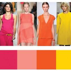 Ladies Sonbahar Kış Moda Renkler
