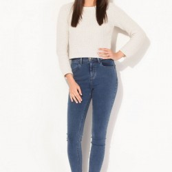 Levis Yüksek Bel Kot Pantolon Modelleri