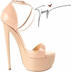Platform İnce Topuklu Ayakkabı Modelleri