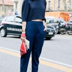 Sade 2014 Crop Bluz Modelleri