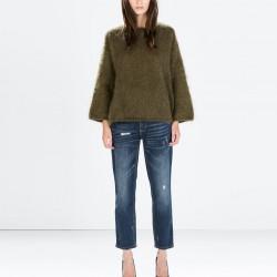 Sigarette Yeni Zara Jeans Modelleri