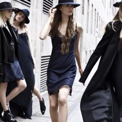 Slip Elbise Modeli