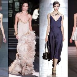 Slip Elbise Modelleri