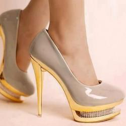 Trend İnce Topuklu Ayakkabı Modelleri