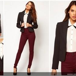 Trend Blazer Ceket Modeli