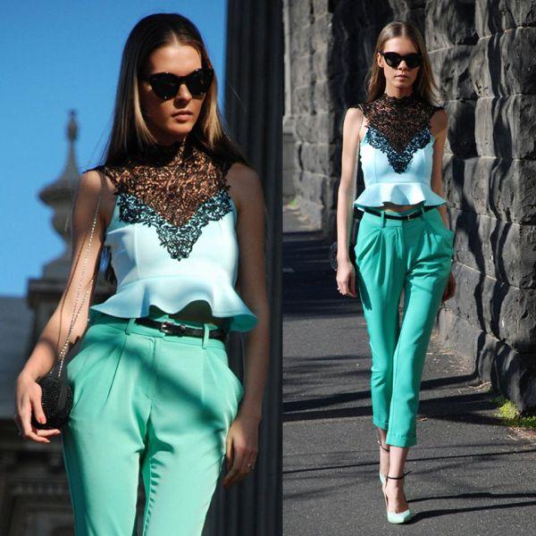 Neon Pantolon Modelleri