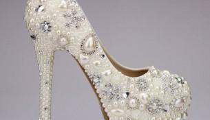 Yeni Sezon Gelin Ayakkabısı Modelleri