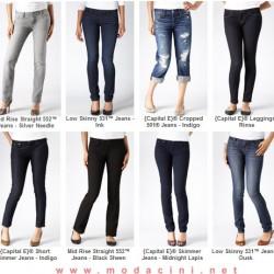 Yeni Sezon Jean Modelleri