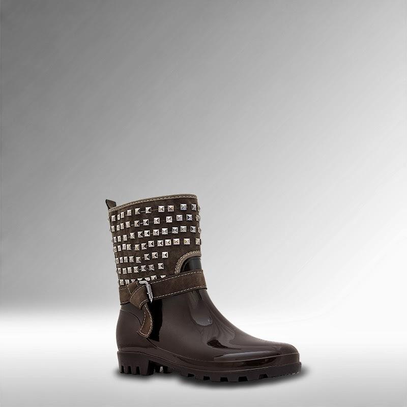 Zımba Detaylı 2014 Yağmurluk Bot ve Çizme Modelleri