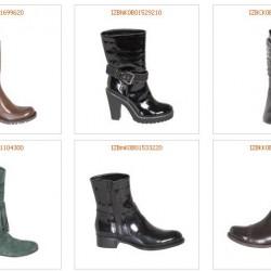 Şık İnci Deri Ayakkabı Modelleri
