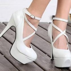 Beyaz Ayakkabı Modelleri