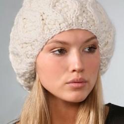 Beyaz Yeni Sezon Bere Modelleri