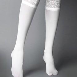 Dantelli Kışlık Çorap Modelleri
