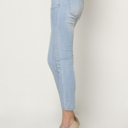 Dar Paça Buz Rengi Pantolon Modelleri