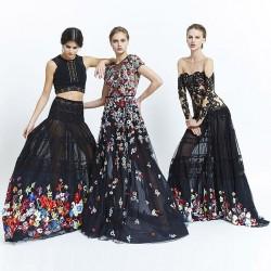 Gösterişli Elbiseler Zuhair Murad 2015 İlkbahar Koleksiyonu