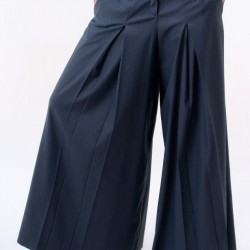 Koyu Tonlarda 2014 Pantolon Etek Modelleri
