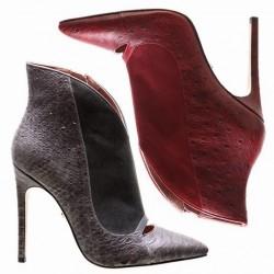 Kullanışlı İnci Deri Ayakkabı Modelleri
