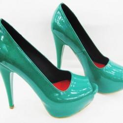 Kullanışlı Su Yeşili Ayakkabı Modelleri