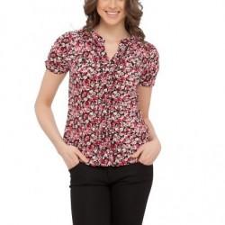 LCWaikiki Çiçek Desenli Bluz Modelleri