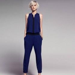 Mavi Yeni Sezon Tulum Modelleri