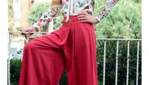 Pileli 2014 Pantolon Etek Modelleri